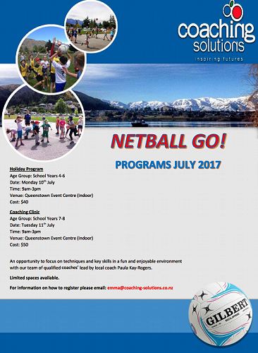 Holiday Programme Notices - Newsletter