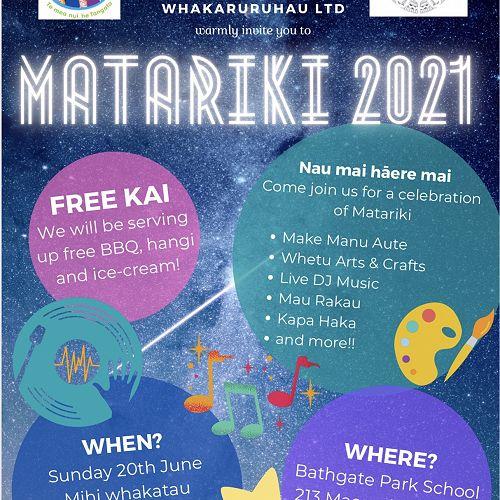 Matariki Celebrations 2021