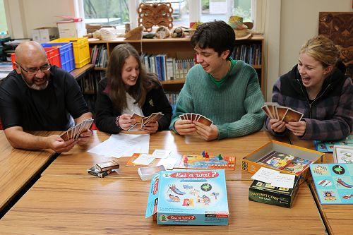 Maori Language Week - Whare Board Games