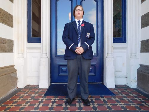 Nicholas Griffen - Year 12 Student of the Term