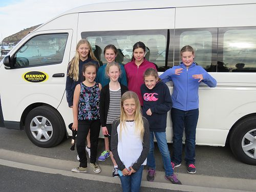 Junior Girls Road Trip To Christchurch