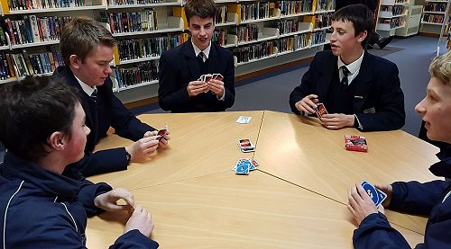 Games in the Library