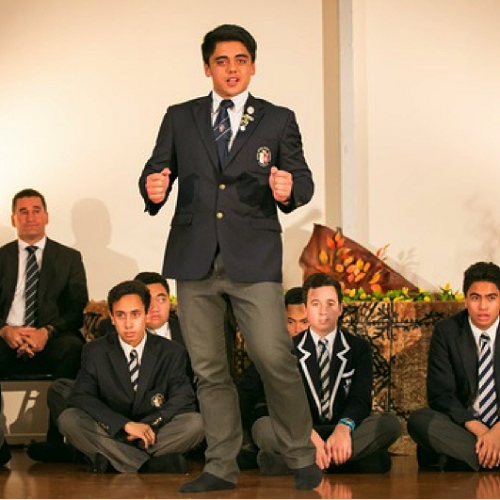 Te Ariki Te Puni won the Race Unity Speech Competition  Photo courtesy to: Radio NZ at http://www.radionz.co.nz/news/national/312343/anti-racism-campaign-asks-for-nzers'-stories