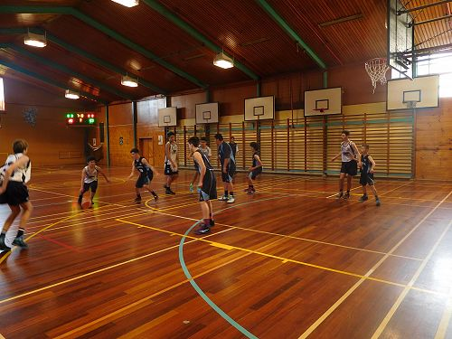 King's Interschool - Basketball