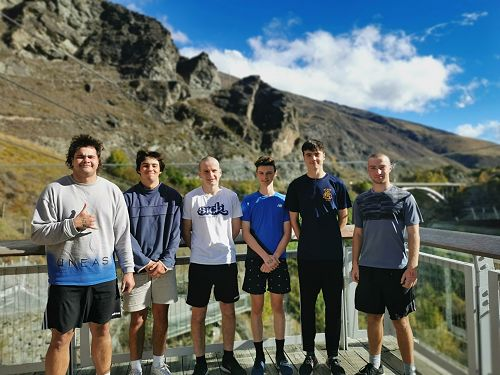 Year 13 Geography trip to Queenstown