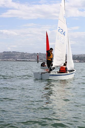 Logan Park Sailing Club