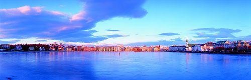 Reykjavík City Lake