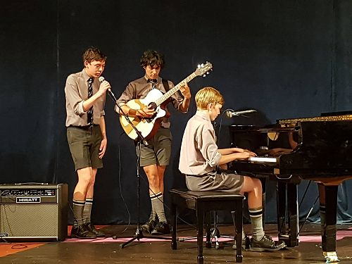 2018 Junior Concert and Play