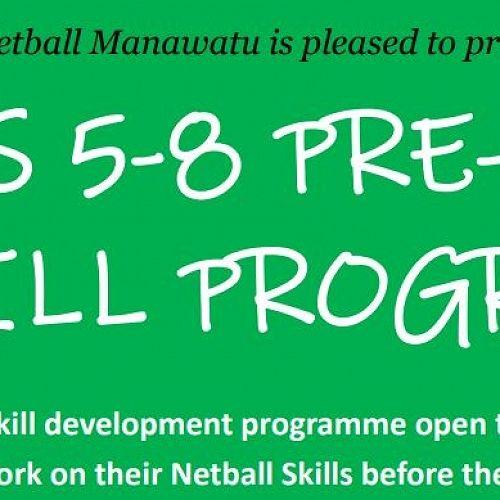 Netball Manawatu