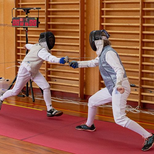Mid South U15/17s Fencing Championships