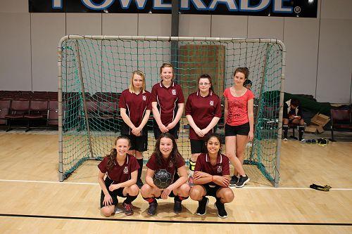 LPHS Yellow Girls Futsal Team