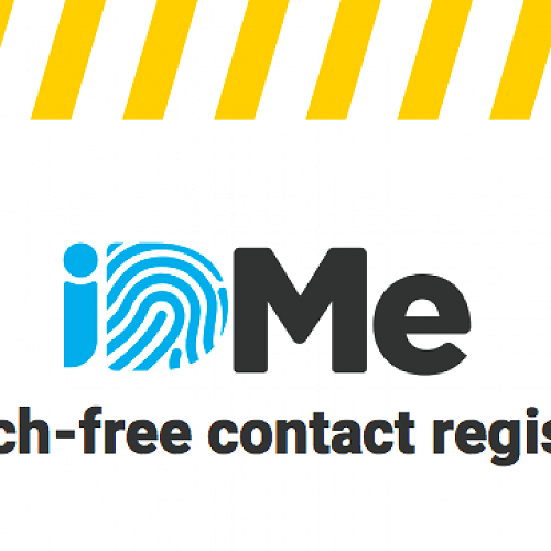 Columba College will use iDMe for touch-free sign in to keep our community safe.