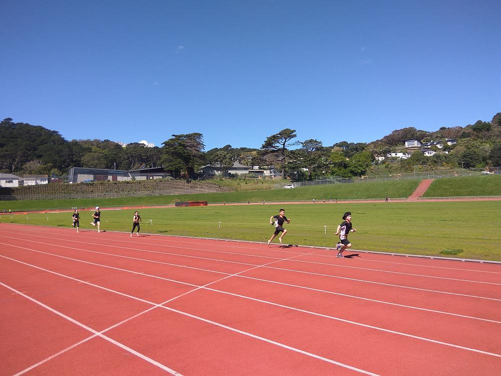 Senior athletics