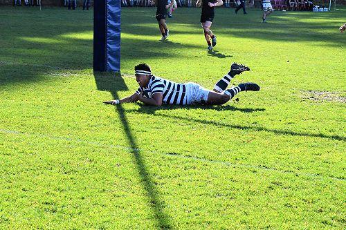 OBHS v WBHS Interschool - 1st XV Rugby