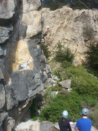 11 PE Climbing Trip