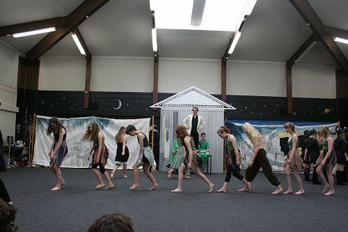 2015 Stage Challenge Rehearsal