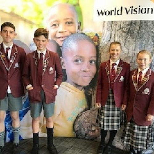World Vision 40 Hour Famine Leadership Day 2018
