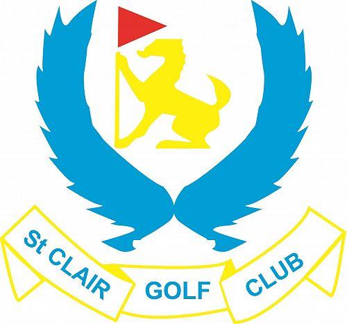 St Clair Golf Club Crest