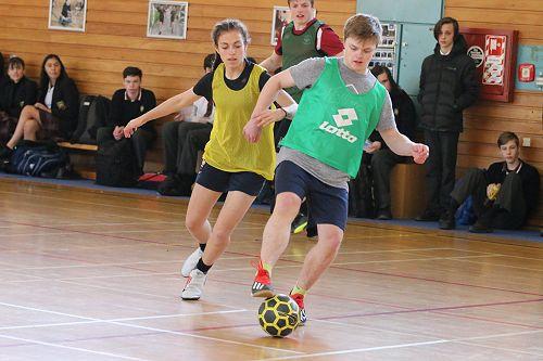 Interhouse Futsal