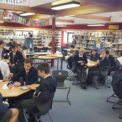 Inter-House Quiz Competition