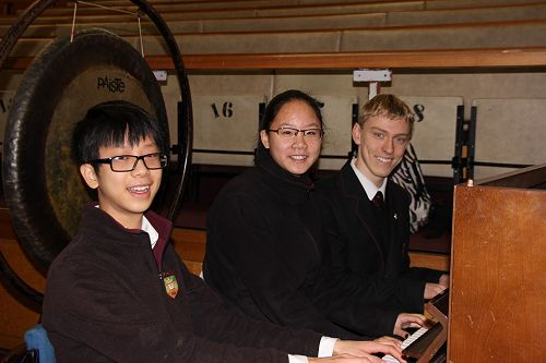 Chamber Music Group at Assembly