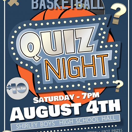 Basketball Quiz Night