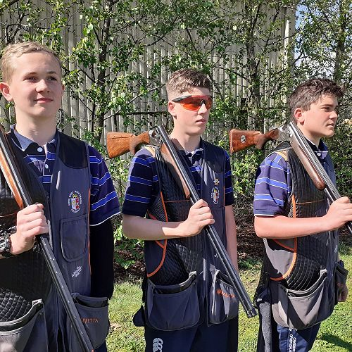 PNBHS Clay Target Shooting