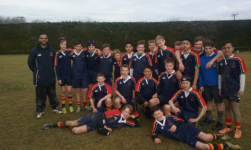 The JMC year 7 and 8 rugby team reflect on an epic battle against Waihi, the team lost 62-48 but are feeling very satisfied with their efforts after a slow start against a strong Waihi team.