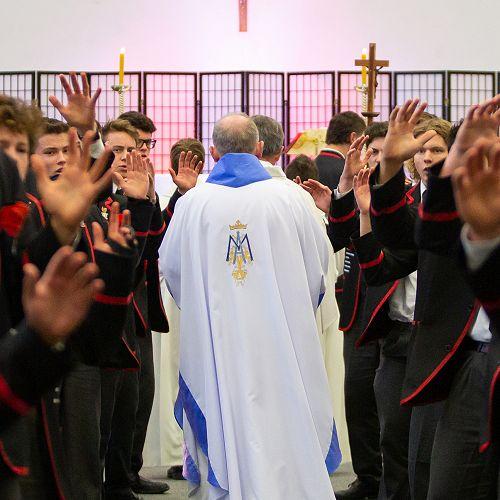 Assumption Mass 2019