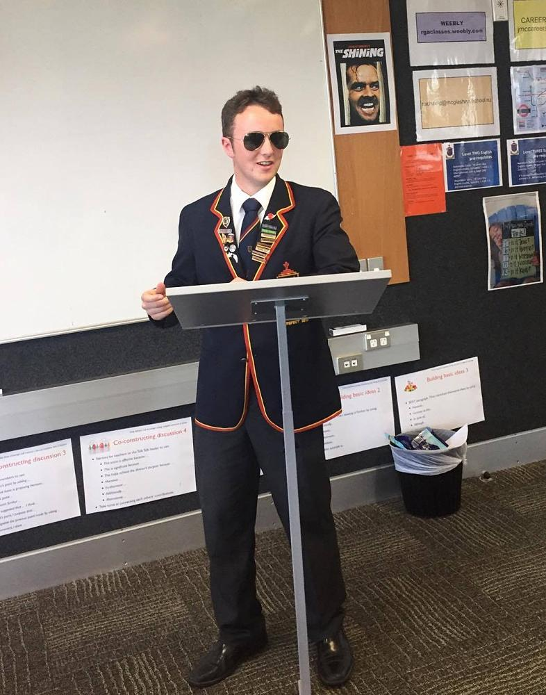 Valedictory speeches 2017