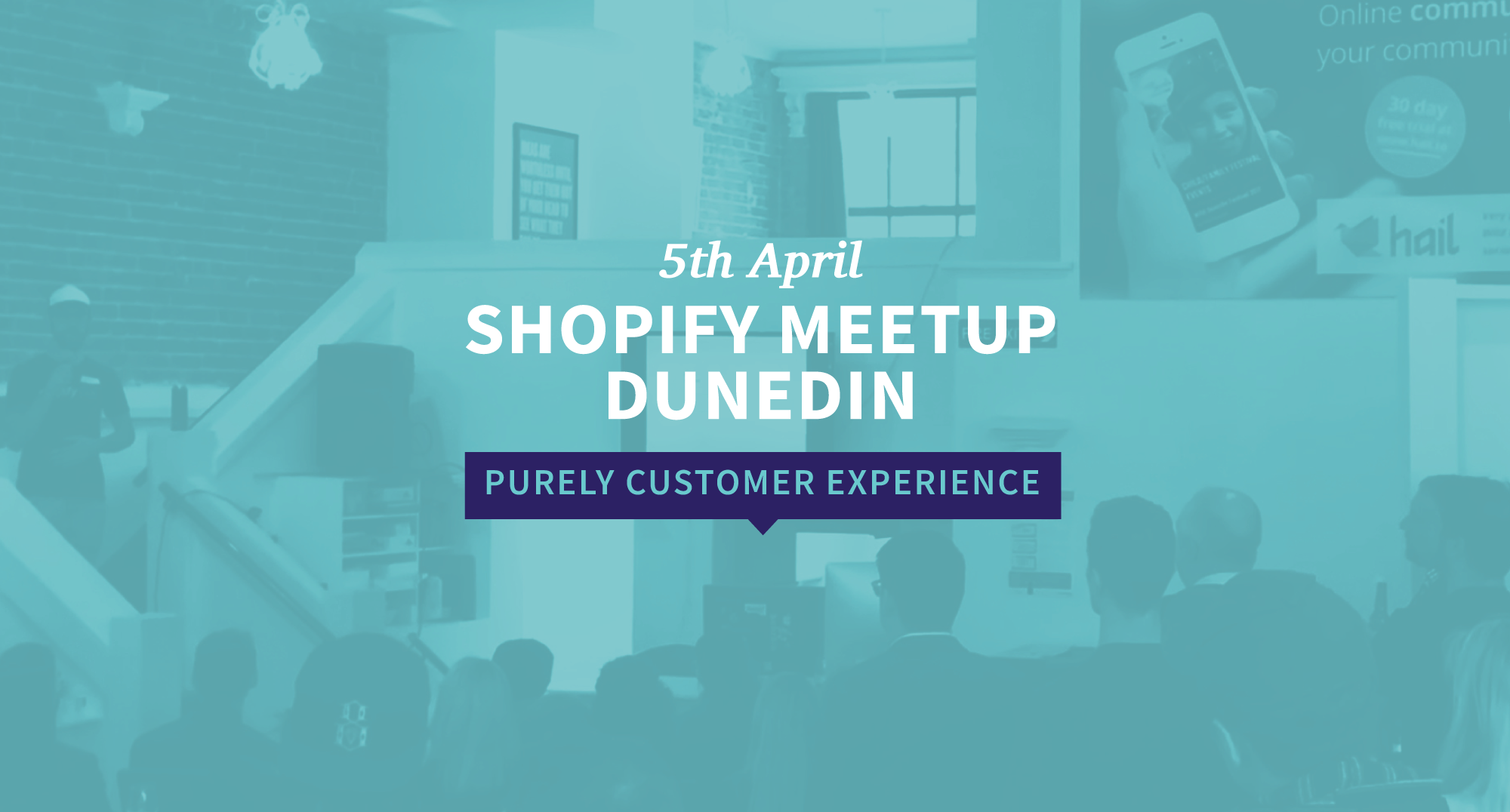 Shopify Meetup April