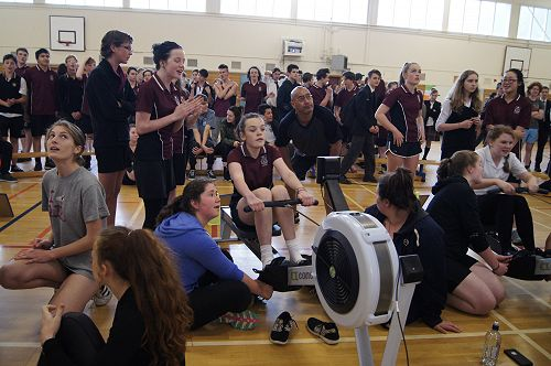 Indoor Rowing House Competition