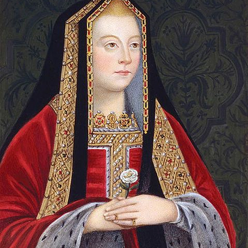 Queen Mary from Henry VI