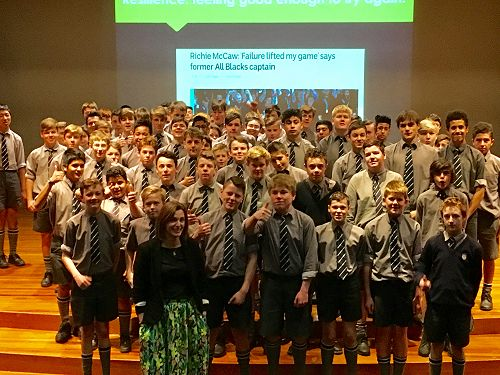2018 Junior School Resilience Day