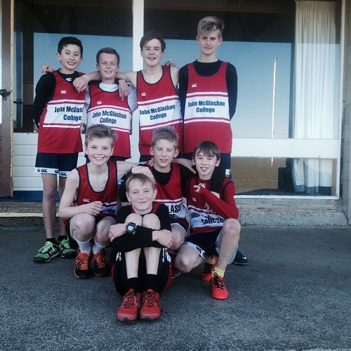Ariki Cross-Country Team
