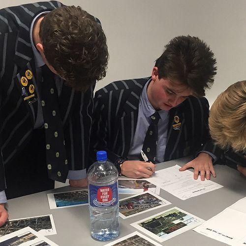 Geography Quiz Team