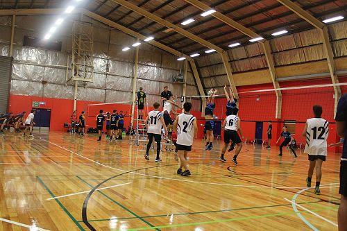 NZSS Volleyball Tournament