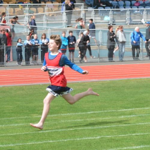 North Zone Athletics