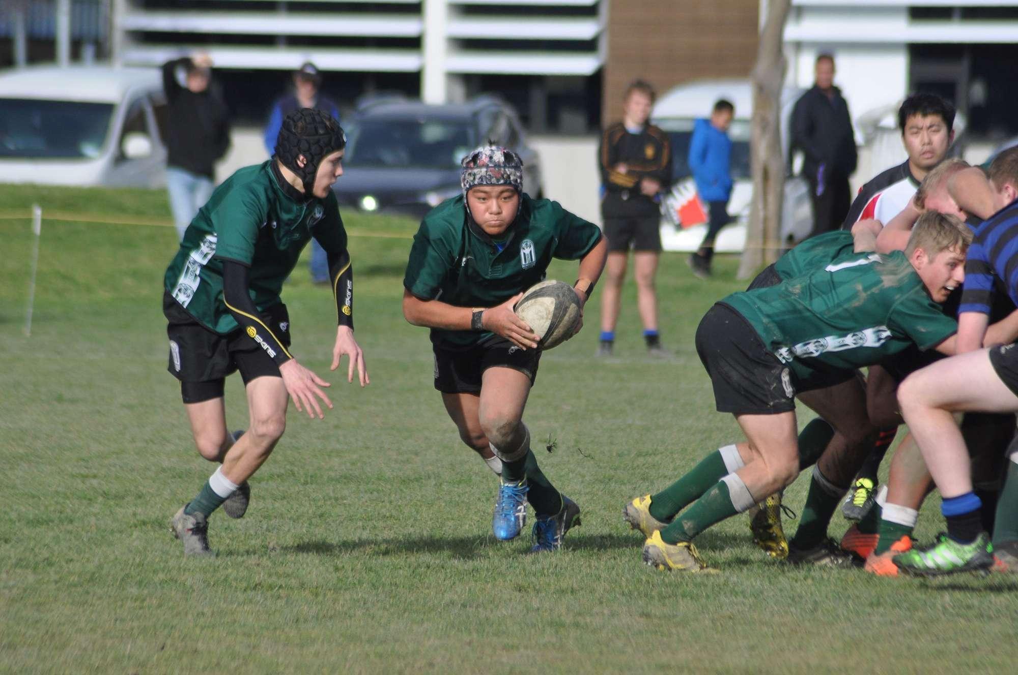 Rugby Boys 1st Xv