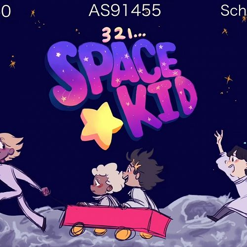 Video: 3 2 1 Space Kid Pitch Bible
