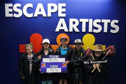 The Escape Room Activity