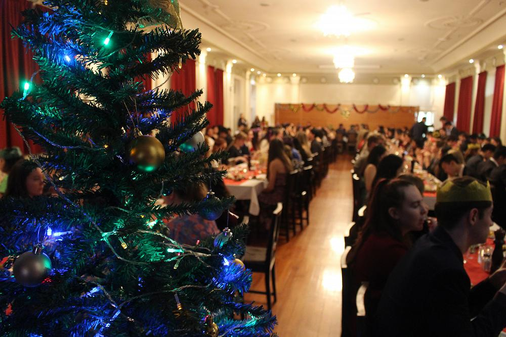 Mid-winter Christmas Dinner, 14 July 2019
