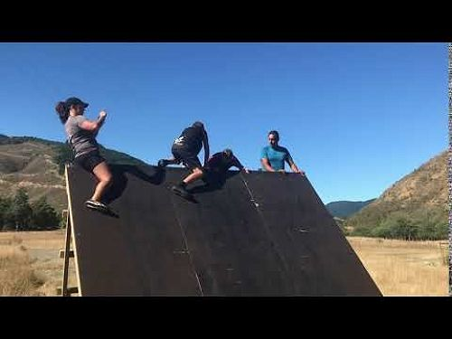 Video: The Year 10 Institute of Sport (IOS) class participated in a Wairua Warrior Obstacle Tutorial