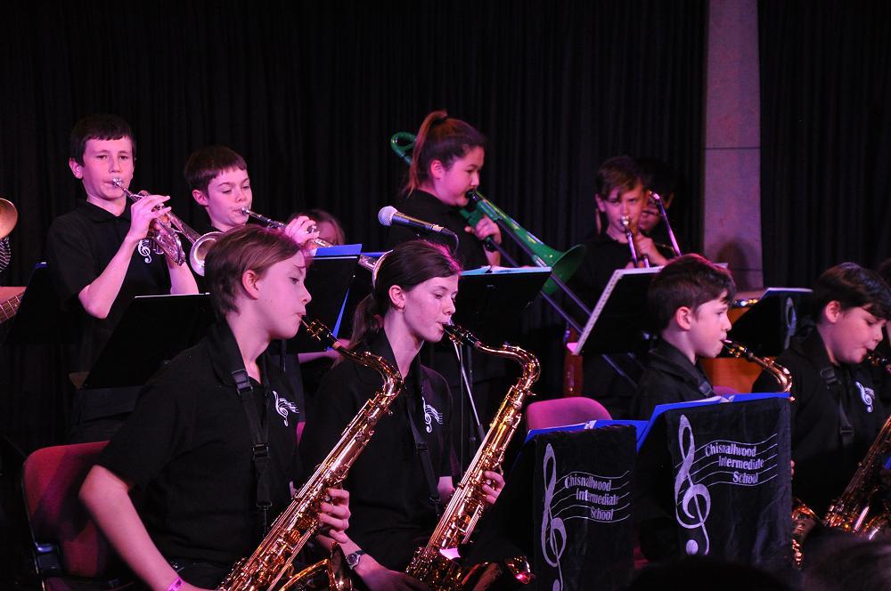 Chisnallwood Jazz Band at Junior Jazz Jam