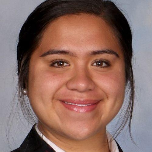 Hope Waaka - 2021 Deputy Head Girl