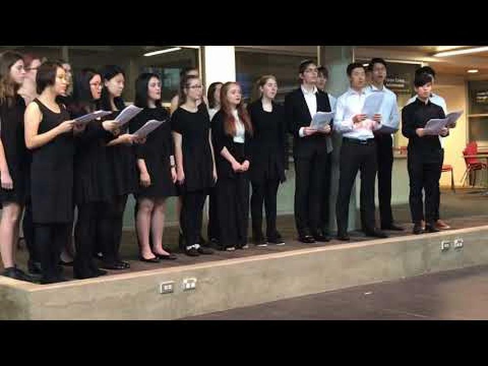 St Margaret's College Choir - Graduation Thanksgiv