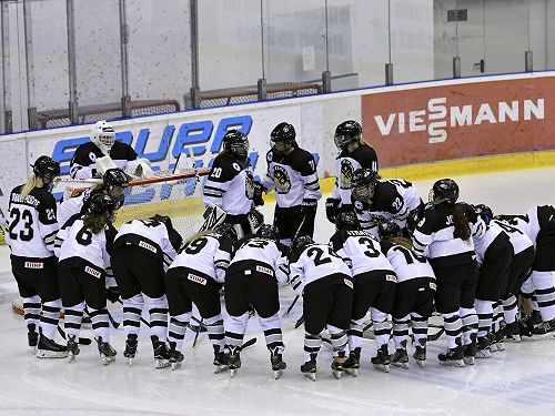 NZ Ice Fernz prepare for final game of tournament