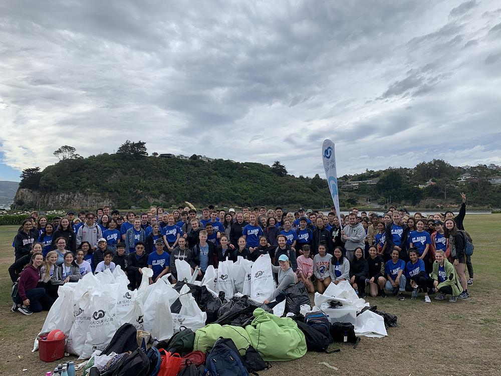 Harbour clean-up, 24/2/21