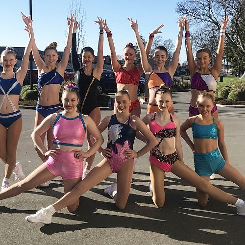 2019 NZCAF Christchurch Regional Aerobic & Hip Hop Competition
