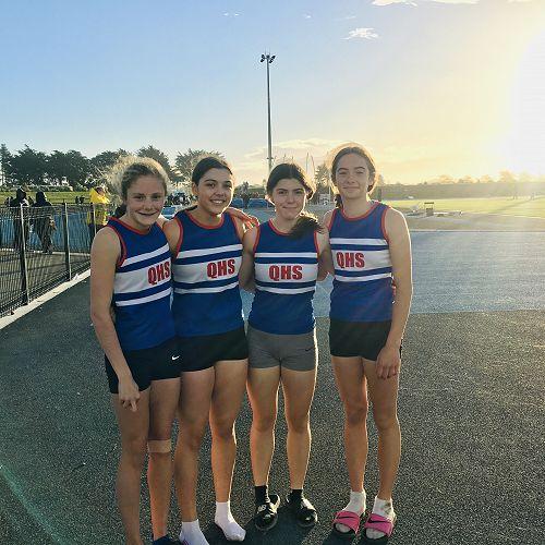 South Island Athletics Champs